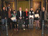 Entregados los premios del concurso de poesía
