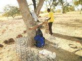El pasado Martes, 7 de Febrero, comenzaba en un lejano rincon perdido del Africa más ancestral la construcción de un nuevo colegio - Foto 2