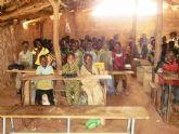 El pasado Martes, 7 de Febrero, comenzaba en un lejano rincon perdido del Africa más ancestral la construcción de un nuevo colegio - Foto 6