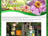 Floristería Juani ya dispone de una vistosa página web floral