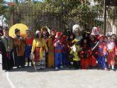 El carnaval llega a Puerto de Mazarrón con un desfile por el paseo - Foto 3