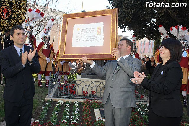 The Easter Totana received the title of Regional Tourist Interest, Foto 1