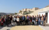 La Asociación de Esclerosis Múltiple del Área III de Salud de la Región de Murcia celebra una jornada de convivencia en Puerto Lumbreras