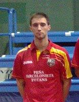 Campeonatos de España 2012. Infantil masculino. Andrés hace un buen torneo y llega a la 1ª ronda, Foto 3