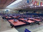 Campeonatos de España 2012. Infantil masculino. Andrés hace un buen torneo y llega a la 1ª ronda