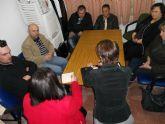 La alcaldesa y la concejal de Participación Ciudadana se reúnen con la nueva junta directiva de la Asociación de Vecinos del Barrio de San José