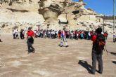 170 senderitas recorren Mazarrón para conocer su patrimonio