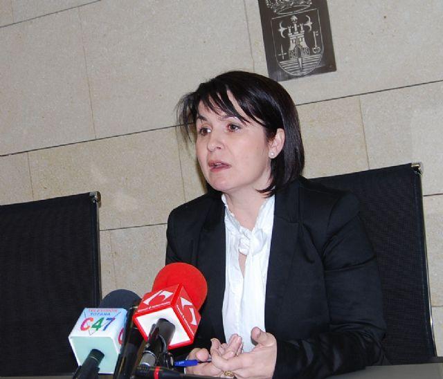 La alcaldesa de Totana realiza una serie de propuestas a la Comisión de Seguridad y Convivencia Ciudadana de la FEMP, Foto 1