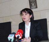 La alcaldesa de Totana realiza una serie de propuestas a la Comisión de Seguridad y Convivencia Ciudadana de la FEMP