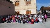 Alrededor de 150 jóvenes participaron en la I Convivencia de Jóvenes Nazarenos de Totana