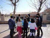 Alrededor de 150 jóvenes participaron en la I Convivencia de Jóvenes Nazarenos de Totana - 2