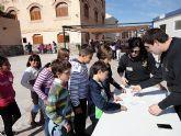 Alrededor de 150 jóvenes participaron en la I Convivencia de Jóvenes Nazarenos de Totana - 5
