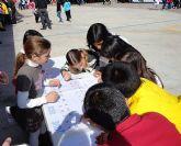 Alrededor de 150 j�venes participaron en la I Convivencia de J�venes Nazarenos de Totana - 6