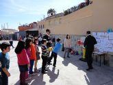 Alrededor de 150 jóvenes participaron en la I Convivencia de Jóvenes Nazarenos de Totana - 7
