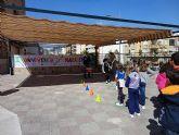 Alrededor de 150 jóvenes participaron en la I Convivencia de Jóvenes Nazarenos de Totana - 8