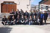 Alrededor de 150 j�venes participaron en la I Convivencia de J�venes Nazarenos de Totana - 12