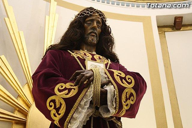Numerosos vecinos mostraron un año más su devoción al Cristo de Medinacelli, Foto 1