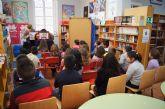 Las bibliotecas municipales realizan varias actividades de animación a la lectura para los escolares