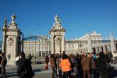 Los viajes de Cultura ha llevado a 40 alhameños hasta el Museo de El Prado