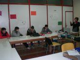 Los alumnos del Aula Ocupacional participan en el taller El agua, compromiso en mi ciudad