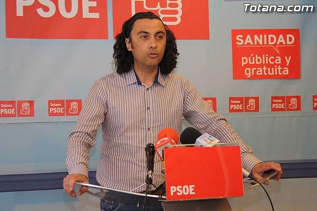 El PSOE pedirá en el pleno de marzo que el ayuntamiento exija daños y perjuicios a Morales, Foto 1