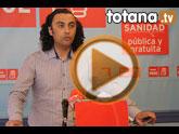 El PSOE pedirá en el pleno de marzo que el ayuntamiento exija daños y perjuicios a Morales