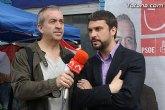 Otálora muestra su apoyo por Joaquín López como futuro secretario general de los socialistas murcianos