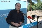 El PP de Totana está de luto por la sensible pérdida del ex concejal del ayuntamiento, José Antonio Valverde Reina