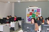 Mujer ha iniciado hoy el �ltimo curso programado en el primer trimestre del año