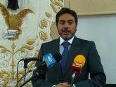 El periodista Juan Alfonso Cervantes esparza será el pregonero de la Semana Santa de Mazarrón