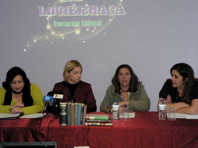 La Luciérnaga inicia mañana un variado programa cultural gracias al apoyo del ayuntamiento de Mazarrón, Foto 1