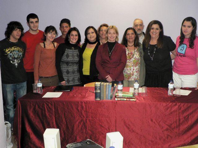 La Luciérnaga inicia mañana un variado programa cultural gracias al apoyo del ayuntamiento de Mazarrón, Foto 2