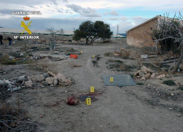La Guardia Civil esclarece un homicidio ocurrido en Cañada-Gallego, Foto 3