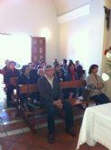 El pasado Viernes de Dolores tuvo lugar una misa en la ermita del Calvario - 5