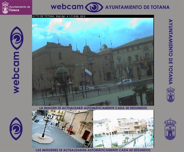 Los totaneros afincados fuera del municipio pueden ver en directo la recogida y salida de las procesiones, Foto 1
