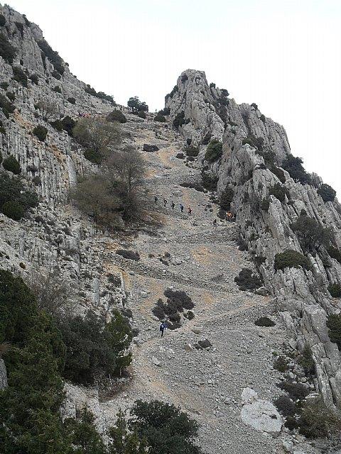 IV Vuelta a Sierra Espuña, Foto 2