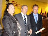Construcciones Palomares recibe el premio a la mejor promoción de viviendas VPO de la Región de Murcia