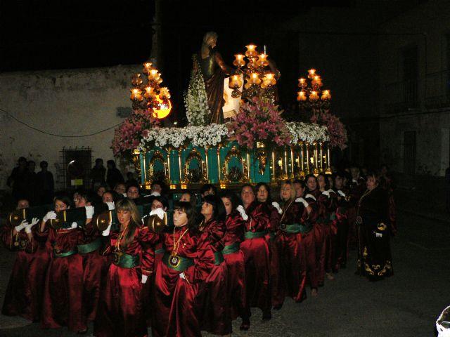 El Prendimiento lleva a la calle toda la tradición y devoción mazarronera, Foto 2