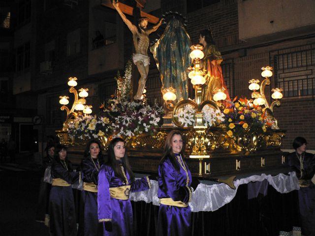 El Prendimiento lleva a la calle toda la tradición y devoción mazarronera, Foto 3