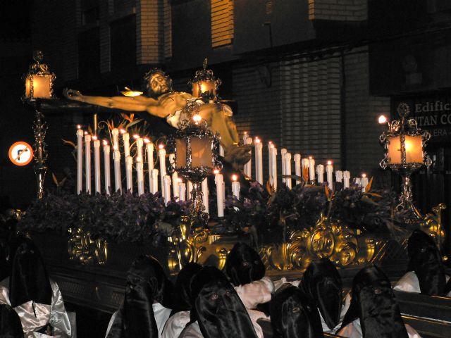 El Prendimiento lleva a la calle toda la tradición y devoción mazarronera, Foto 4