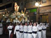 El Prendimiento lleva a la calle toda la tradición y devoción mazarronera