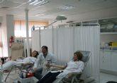 Los trabajadores de ELPOZO ALIMENTACI�N se vuelcan en ayudar a los dem�s donando sangre