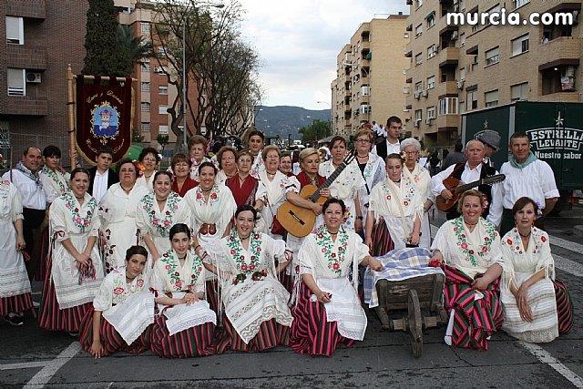 El grupo de Coros y Danzas Ciudad de Totana participa hoy en el Bando de la Huerta 2012 de Murcia, Foto 1