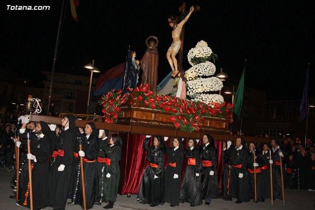 La Hdad. de Jesus en el Calvario y Santa Cena agradece el buen trabajo realizado por todos sus miembros esta Semana Santa 2012, Foto 3
