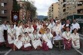 El grupo de Coros y Danzas Ciudad de Totana participa hoy en el Bando de la Huerta 2012 de Murcia