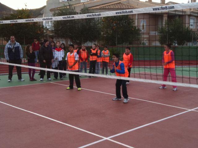 Los centros escolares de Mazarrón se miden mañana a los de Totana en deporte escolar, Foto 2