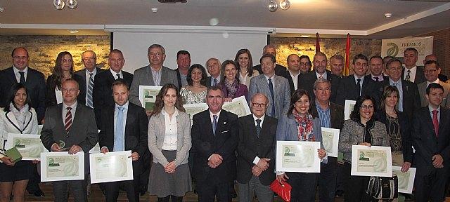 Campos anima a impulsar la responsabilidad medioambiental con proyectos que ayuden a garantizar la calidad en la gestión empresarial, Foto 1