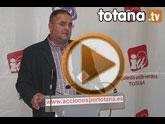 Rueda de prensa IU-verdes 12/04/2012