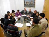 La Junta de Gobierno Local aprueba el convenio de colaboración con AJE-Guadalentín