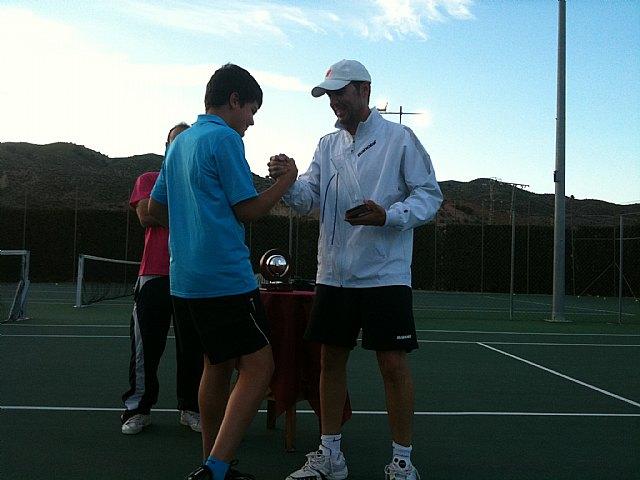 Finaliza el torneo de Semana Santa de Tenis en el Club de Tenis Totana, Foto 4